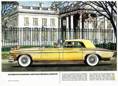 1951 Chrysler Imperial Phaeton by aldenjewell, via Flickr