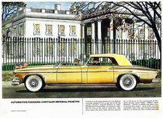 1951 Chrysler Imperial Phaeton by aldenjewell, via Flickr