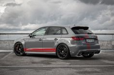 Audi RS3 Sportback 2016 by MTM | Drive