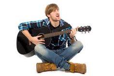Daniel Jeans - flannel - no guitar