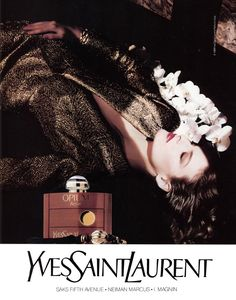 YSL Opium | @andwhatelse
