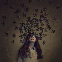 Creating Butterflies | Promoting Passion #BrookeShaden