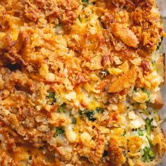 Cheesy Turkey and Broccoli Bake Brocolli Casserole, Broccoli Bake, Cream Of Broccoli Soup, Casserole Dishes, Casserole Recipes, Food Dishes, Main Dishes, How To Cook Rice, Turkey Dishes
