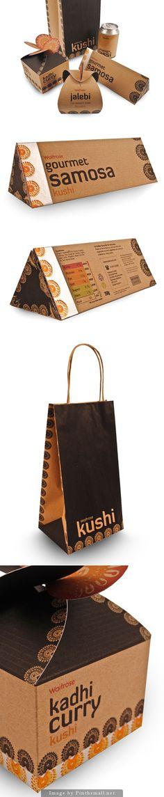 Kushi – Indian packaging design for Waitrose http://creativeroots.org/2012/01/kushi-indian-packaging-design-for-waitrose/