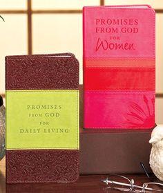 Promises from God Books