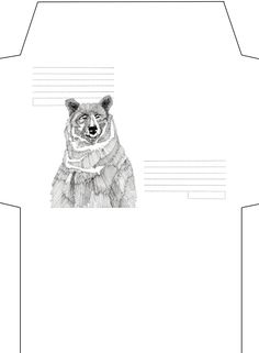 Print Envelope | Конверты для печати