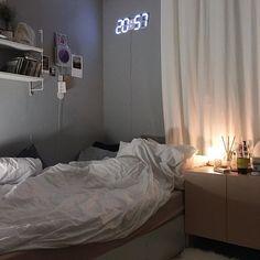 Room Ideas Bedroom, Small Room Bedroom, Bedroom Decor, Dream Rooms, Dream Bedroom, Aesthetic Room Decor, Minimalist Room, Fashion Room, My New Room