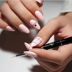 In search for some nail designs and some ideas for your nails? Here's our listing of must-try coffin acrylic nails for stylish women. Cute Acrylic Nails, Cute Nails, Pretty Nails, Pink Nails, My Nails, Nails Today, Nail Manicure, Nail Polish, Manicures