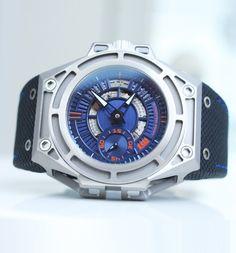 SpidoLite Titanium Blue