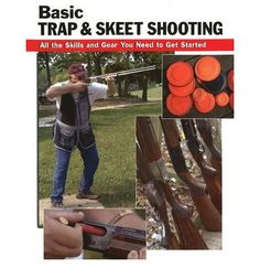An illustrated guide to the fundamentals of shooting trap and skeet* Tips on gear, ammunition, safety, storage, shooting stance, and more* Includes step-by-step instructions on how to clean a shotgun: The sport of trap and skeet shooting is described in detail for the beginning or experienced shooter. Includes instructions on how to safely handle firearms, load and unload shotguns, determine dominant eye, swing toward the target, follow through, and more. Hundreds of full-color photographs…
