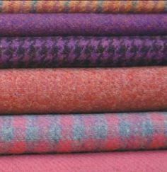 Harris Tweed is a unique fabric hand-woven by the islanders on Scotland's Isles of Harris, Lewis, Uist and Barra, using local wool and vegetable dyes.