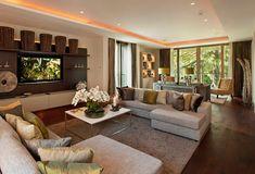 Pretty Living Rooms Design   Trend Decoration