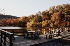 The Segway into Fall package at the Omni Beford Springs Resort and Spa in Bedford, Pa. offers segway tours of the gorgeous fall landscape.    Featured in The Daily Meal