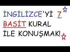 İngilizce Sık Kullanılan kalıp Cümleler2 (English - Turkish) - YouTube