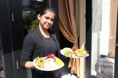 Maurya's hearty Indian cuisine hits the spot