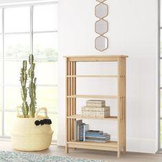 Ebern Designs Traore Etagere Bookcase Etagere Bookcase