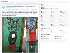 Child Care Social Marketing Facebook Contest