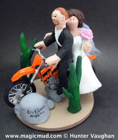 #anniversary #birthday#weddingcaketoppers#cake toppers#figurine#gift#wedding cake toppers #dirtBike#motorcycle#offroadMotorcycle#KTM#Yamaha#Suzuki#Honda#BMW#off road#motocross#scrambler#enduro#trailbike#dualsport-motorcycle