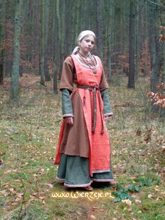 Viking style clothing for sale at http://www.wierzeje.pl/main.html