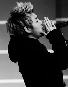 """""""I think Block B has a special relationship with our fans. They make fun of us sometimes but so do we. I think it's special. We are like our fans and our fans are like us. I think in the end, I'll end up marrying a fan. That person will love all of me"""" -Zico"""
