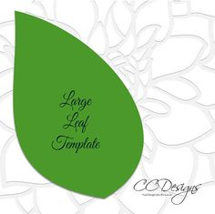 Paper flower printable PDF templates with video tutorial. Jasmine style flower template. PLEASE READ FULL DESCRIPTION. THANK YOU. This listing includes: THIS IS FOR PDF PRINTABLES ONLY ♥ 1 Jasmine style paper flower template as shown with leaf in PDF format. (Instant download) ♥