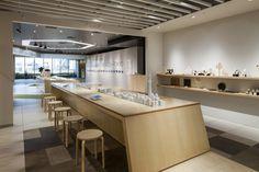 MILK LAND HOKKAIDO→TOKYO flagship shop by Ryusuke Nanki, Tokyo – Japan » Retail Design Blog