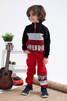 Baby Boy Fashion, Kids Fashion, Boy Outfits, Fashion Outfits, Boys Clothes Style, Tracksuit Jacket, Little Babies, Shirt Designs, Embroidery