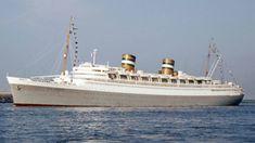 Vervlogen tijden: NL zeeschip uit het verleden Ship Tracker, Best Cruise Ships, Holland America Line, Beyond The Sea, Shore Excursions, Diesel Locomotive, Cruise Travel, Amsterdam, Sailing Ships