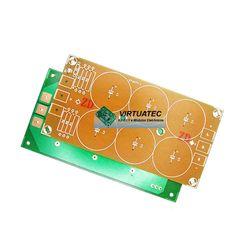 Placa p/ montar filtro da fonte para amplificadores
