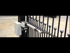 HC 300 ML Electric Gate Opener.   #WroughtIron #Iron #DrivewayGates #Metal #EstateGates #Drive #Garden #Bespoke #Custom #Designer #Modern #Vintage #Contemporary #Entrance #Sliding #Architecture #Privacy #Entry #Victorian #Outdoor #Traditional #Gates #Opener #Slider  https://www.youtube.com/watch?v=GgtukcKpqp8
