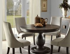 Varied round dining table sets and their kinds simple dining set nicole dining set workwithnaturefo