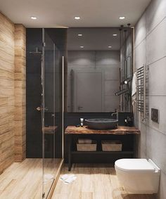 Bad Inspiration, Bathroom Design Inspiration, Bathroom Interior Design, Design Ideas, Design Trends, Interior Livingroom, Diy Interior, Design Awards, Bathroom Decor Sets