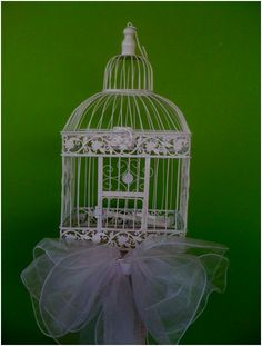 bird cage Bird Cage, Groom, Wedding Day, Weddings, Bride, Crafts, Pi Day Wedding, Manualidades, Grooms