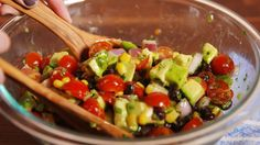 Guacamole Salad  - D