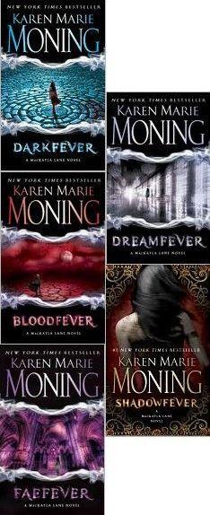 Karen Marie Moning can tell a story. Terrific writer!