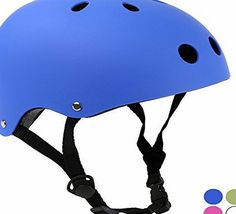 PedalPro BMX Bicycle Helmet - Choice of Colour