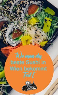 Sushi geht immer! Deshalb zeigen wir euch hier, wo ihr das beste Sushi in Wien 2018 herbekommt. Restaurant Bar, Best Sushi, Things To Do, Restaurants, Food, Travel, Places, Gourmet, Vienna