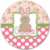 Easter Plate- so cute!