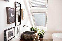 Die 15 besten Wohntipps für Räume mit Dachschrägen: Mit Regalsystemen Stauraum schaffen