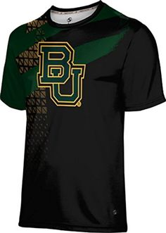 ProSphere Men's Baylor University Structure Tech Tee (Small) - Brought to you by Avarsha.com