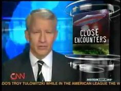 UFO 2013 Anderson Cooper LEAKED CNN FOOTAGE HD - YouTube
