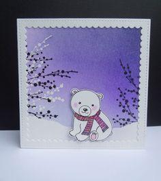 http://patscrap91.blogspot.fr/  Supplies : Mama Elephant dies Pennyblack and Imaginisce stamps