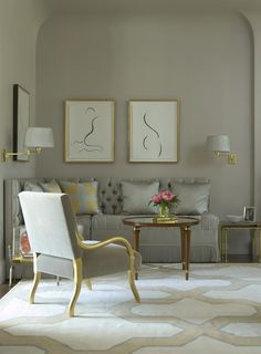 Jan Showers | Interior Design | LIVING ROOMS