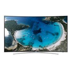 SAMSUNG TV LED 3D UE55H8000 Curvo 55'' Smart TV Full HD 1000Hz + Wi-Fi 2 x DVB-T2 / S2 - Gar.Italia  €1379