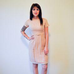 1960s dress / vintage 60s dress / 1960s mod by RockAndRollVintage, $68.00