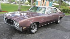 1970 Buick Skylark 350 CI, Air Conditioning presented as lot J141 at Kissimmee, FL 2015 - image1