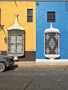 Visit Trujillo, #Peru! Bright neighborhood, pastel landscapes, sandskiing...  #travel #explore #southamerica #voyage #photography #photo