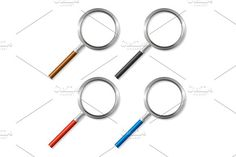 Magnifying Glass Zoom Tool  @creativework247