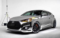 "2013 Hyundai Veloster Turbo ""Music 2.0"" By Re:Mix Lab 