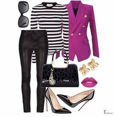 Visit the link to shop the look. Created with Modest Summer Outfits, Modest Dresses, Casual Outfits, Cute Outfits, Fashion Outfits, Women's Fashion, Faux Leather Pants, Church Outfits, Polyvore Outfits